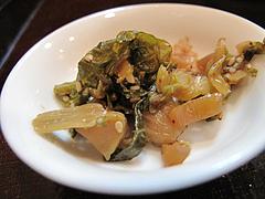 料理:ランチ高菜漬@旬美食彩たなごころ・渡辺通