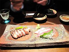 料理:お刺身@たらふくまんま・春吉