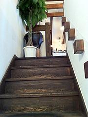 店内:2階もあります。@ラーメン・博多麺屋台・た組