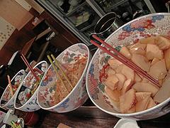 3夜:大皿料理@居酒屋・庵酎無作・博多駅
