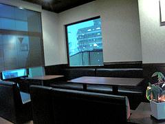 2店内:テーブル席@モモタバー(百田バー)・大名