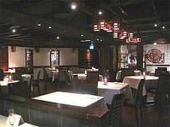 3店内:テーブル席@オリエンタルレストラン・サラマンジェ・キャナルシティ博多
