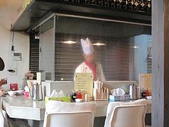 3店内:カウンター席@チャイナダイニング劉(りゅう)・中華・薬院