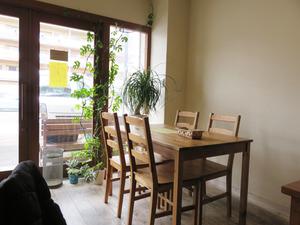 2テーブル席@オカノカリー