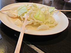 料理:キャベツ@焼とり赤兵衛・姪浜店