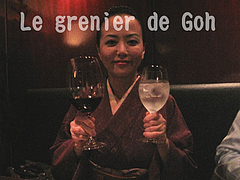 記念写真@Le grenier de Goh(Gohの屋根裏部屋)