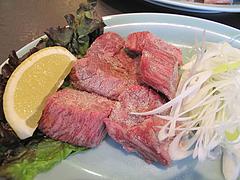 14夜:ハラミ1,155円@焼肉スタミナ亭・清川