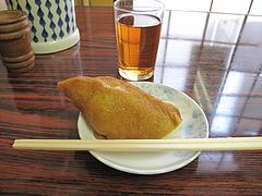 料理:いなり100円@はるやうどん・小倉