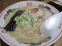 料理:ラーメン480円@永楽ラーメン・小倉