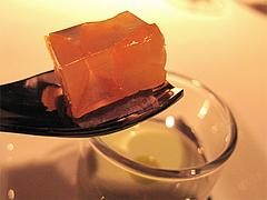 料理:食前のお楽しみアップ@レストラン花の木・福岡