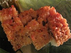 13料理:鱧寿司@京寿司ランチ・祇園いづ重