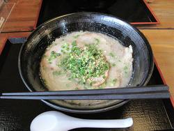 10チャーシュー麺750円@葦屋