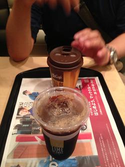 8コーヒー@マクドナルド西新店