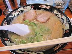 料理:ラーメン530円@麺屋ラ賊・ラーメン