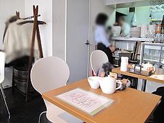 3店内:テーブル席@中華・星期菜・須崎・博多