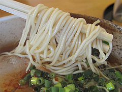 料理:細麺@ラーメン極み