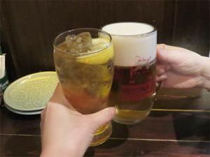 2乾杯@オールドタイランド