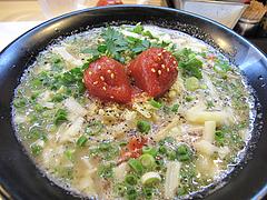 料理:苺一会ラーメン@拉麺空海・雑餉隈駅前店