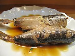 10居酒屋:金太郎いわしの煮付け@和食・おばんざい・和さび・京都