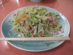 11ランチ:新地太麺皿うどん780円@長崎チャンポン・あっちゃん亭・あっちゃんぽん