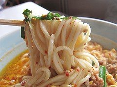 料理:辣タンメン麺@辣タンメン・にんにくコロコロ・清川