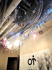 店内:エントランスシーリング@cafe tempo(カフェ・テンポ)・今泉・天神