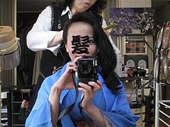 和装・アップ・日本髪2@シキシマ美容院・福岡