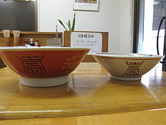 店内:丼@御食事処・王叙・ワンミン)