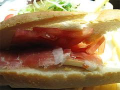 12ランチ:ボカディーリョ(スペインのサンドイッチ)@スペインバル&カフェ エスペランサ