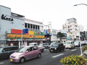 3沖縄市@新垣ちんすこうアイス