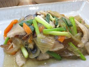 8サワラの野菜あんかけ@タニタ食堂