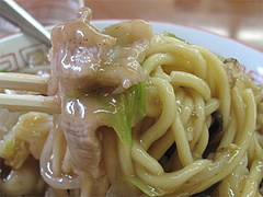 料理:あんかけちゃんぽん麺@薩摩屋・清川