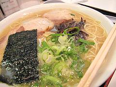料理:ラーメン530円@本場久留米・うちだラーメン・那珂川