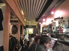 3店内:カウンター席@英二楼・河豚料理・海鮮居酒屋