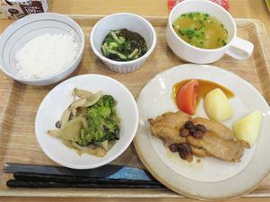 16日替わり定食780円@タニタ食堂