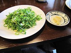 ランチ:ネギとニンニク無料@博多三氣(三気)・板付店