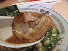料理:ぶしラーメンチャーシュー@ラーメン一龍・小倉
