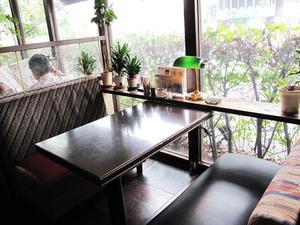 5テーブル@北上珈琲館