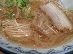 料理:普通盛アップ@元祖赤のれん・節ちゃんラーメン ・天神本店