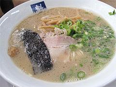 料理:ラーメン640円@魁龍小倉本店