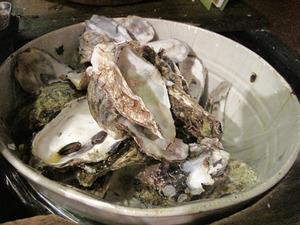 23焼き牡蠣貝塚@海賊船