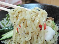 料理:涼麺の麺@しばらく平和台店・大手門