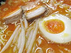 料理:醤坦とんこつらーめんの具@博多めんとく屋(麺篤屋)