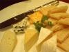 【ロトンダ】チーズの盛り合わせ1700円