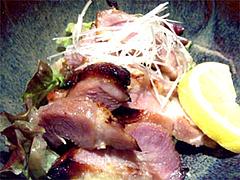 黒豚の西京焼き800円@酒食家・博多ひさご・博多区春吉