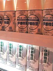 店内:伊都物語・ヨーグルト・牛乳@べーべの気持ち・福岡パルコ・天神