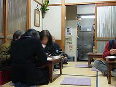 鍋焼きうどん『ことり』の店内2@愛媛・松山