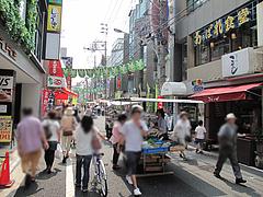 外観:西新商店街・リヤカー部隊@完熟野菜の大自然CURRY(カレー)・西新商店街