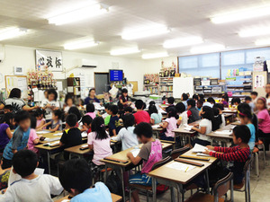 4珠算教室