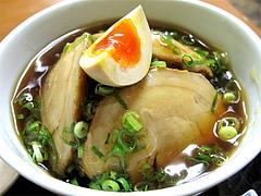 料理:チャーシュー丼(単品380円)@博多めんとく屋ラーメン
